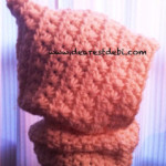 Crochet Star Spider Cowl - Dearest Debi Patterns