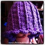 Lady Bella Bonnet - Dearest Debi Patterns