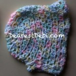Preemie Bonnet - Dearest Debi Patterns