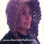 Homespun Crochet Hood