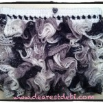 Crochet Ruffle Skirt
