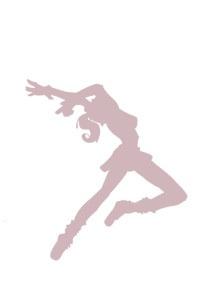 Ballerina graphghan afghan - graph pattern - Dearest Debi Patterns
