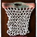 Quick and Easy Market Bag - Dearest Debi Patterns