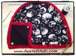 Crochet Edging Tea Cozy Pattern - Dearest Debi Patterns
