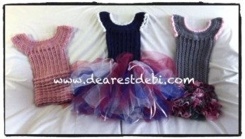 Little Miss Dresses by Dearest Debi