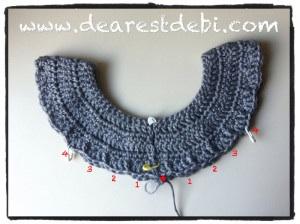Crochet Dress - Little Miss Dresses Help - Dearest Debi Patterns
