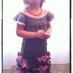 Little Miss Sashay Ruffles - Dearest Debi Patterns