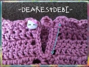 Crochet Dress - Little Miss Ruffles