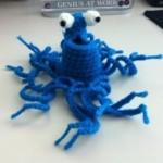 Crochet Sesame Street Yip Yip's