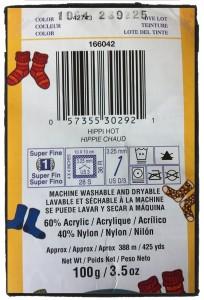 Understanding Yarn Labels - Dearest Debi Crochet Resources
