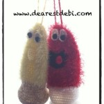 Crochet Sesame Street Fun Fur Characters - Dearest Debi Patterns