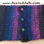 Aurora Star Cowl - Dearest Debi Patterns