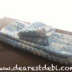 Crochet Dishcloth & Towel Gift Set