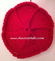 A hat for him - Dearest Debi Patterns