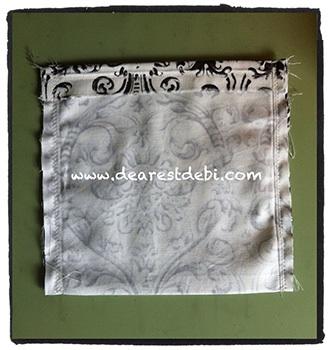 Crochet Bag Liner - Dearest Debi Patterns