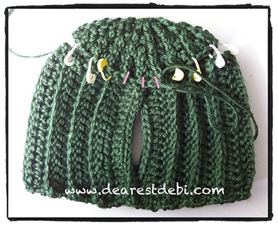 Crochet Cactus Tea Cozy - Dearest Debi Patterns
