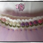 Crochet Flower Girl Tutu - Dearest Debi Patterns