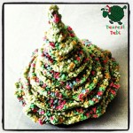 Crochet Christmas Tree Hat - Dearest Debi Patterns