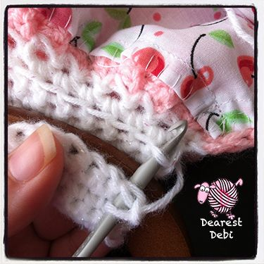 Crochet Fat Bottom Bag Doll Purse - Dearest Debi Patterns