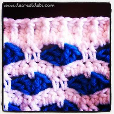 Crochet Sweet Hearts Boot Cuffs - Dearest Debi Patterns