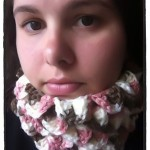 Crocodile Crochet Cowl - Dearest Debi Patterns