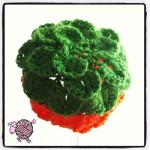 Crocodile Crochet Pumpkin - Dearest Debi Patterns