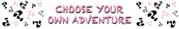 Crochet Choose Your own adventure - Dearest Debi Patterns