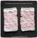 Sweet Hearts Wristlet Gloves