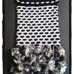 Crochet Sweet Hearts Dress