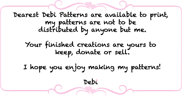 Dearest Debi Patterns