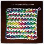 Cloth Pot Holder - Dearest Debi Patterns
