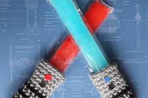 Freezie Star Wars Lightsaber Hilt