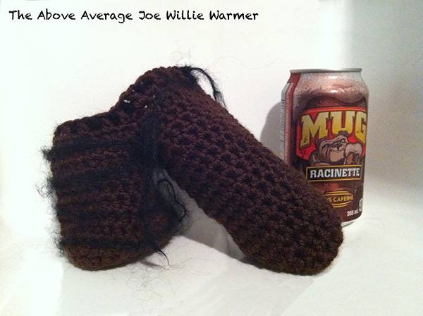 The Above Average Joe Willie Warmer - Dearest Debi Patterns