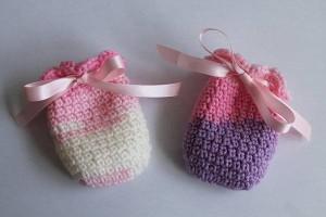 Baby Girl Mittens - Dearest Debi Patterns