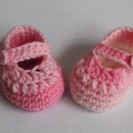 Baby Girl Maryjanes - Dearest Debi Patterns