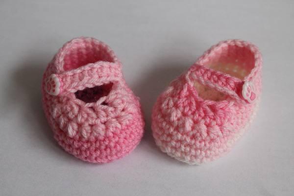 Baby Girl Maryjanes - Dearest Debi Patterns
