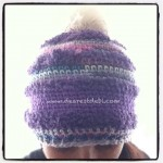 Miss Nancy Not Knit Hat - Dearest Debi Patterns