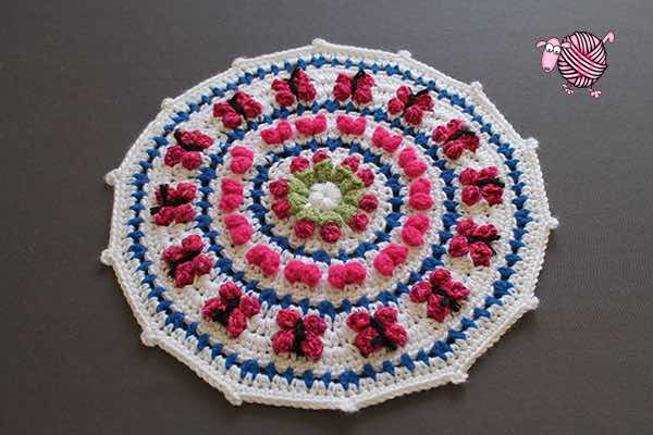 Dearest Debi Mandala for Marinke