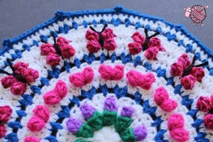 Dearest Debi Crochet Mandala for Marinke