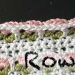 Crochet Window Flower Stitch - Dearest Debi Patterns