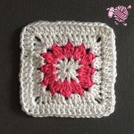 Crochet Butterfly Garden Octagon Square - Dearest Debi Patterns