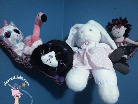 Crochet Cordial Toy Hammock Dearest Debi Patterns
