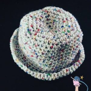 Light Summer Sunhat - Dearest Debi Patterns