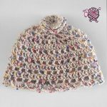 Crochet Confetti Flower Beanie - Dearest Debi Patterns