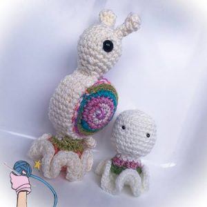 Wearable Art Huggable Friends Inkies
