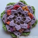 Garden Romp Round 12 - Dearest Debi Patterns