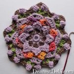 Garden Romp Round 14 - Dearest Debi Patterns