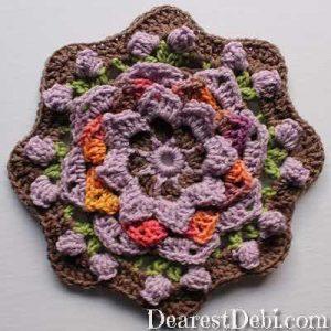 Garden Romp Round 15 - Dearest Debi Patterns
