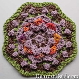 Garden Romp Round 16 - Dearest Debi Patterns