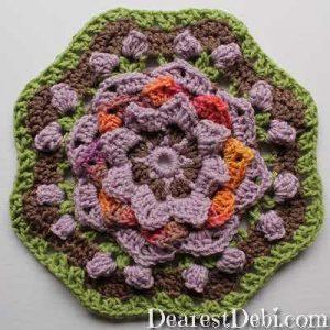 Garden Romp Round 16 - Dearest Debi Patterns